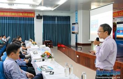 Hội nghị Khoa học Bệnh viện Sản – Nhi tỉnh Quảng Ngãi lần thứ I năm 2020
